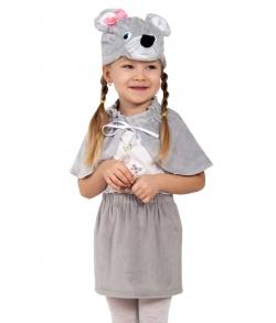 Костюм Мышка с пелеринкой детский