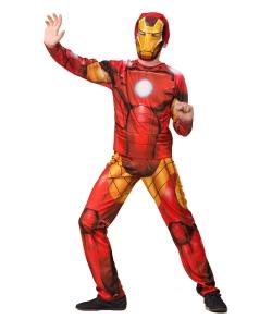 Костюм Железный человек детский без мускулов