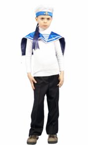 Детский костюм матрос