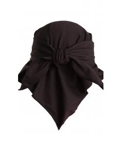 Детская военная косынка цвет черный