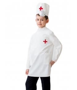 Детский костюм доктора большой