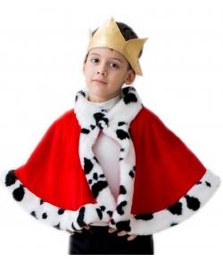 Детский костюм короля