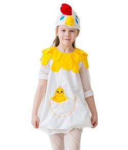 Детский костюм курочки пеструшки