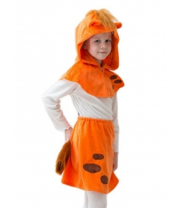 Лошадка Апельсинка большая