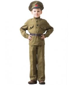 Сержант 8-10 лет арт. BOK2284