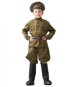 Сержант в галифе 3-5 лет  арт. BOK2285