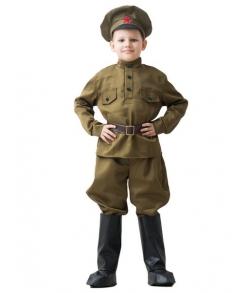 Сержант в галифе 5-7 лет арт. BOK2286