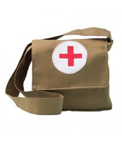 Детская сумка медсестры военная