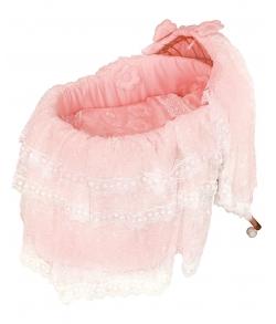 60.1 - Комплект постельного белья для новорожденного в люльку