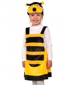 Костюм пчелка плюш детский