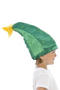 Огурец шапочка детская