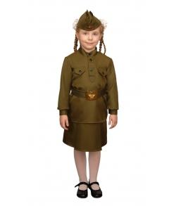 Военная детская гимнастерка