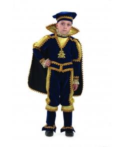 Детский карнавальный костюм принца для мальчика (К-премьер) 928