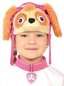 Костюм детский Скай (Щенячий патруль) (маска, ошейник, бейдж)