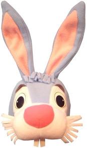 Шапочка кролик детская