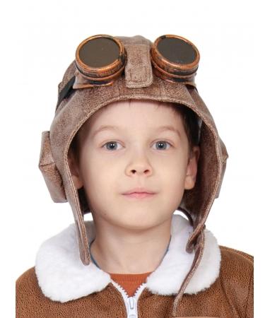 Шлем Полярного Летчика детский