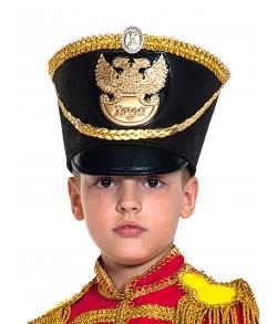 Кивер гусара парадный детский