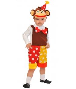 Костюм Шимпанзенок из цирка детский