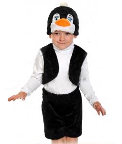 Костюм Пингвинчик с жилетом детский