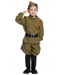 Костюм Солдатик детский