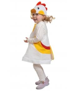 Костюм курицы для девочки