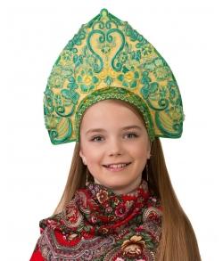 Кокошник Царский детский