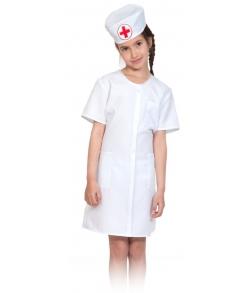 Костюм девочки доктора
