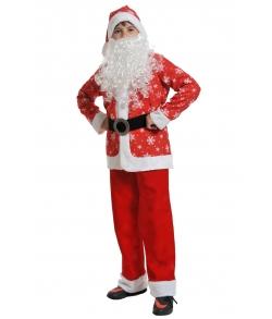 Костюм Санта Клаус волшебный детский