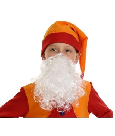 Борода Санта-Клаус