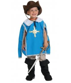 Костюм мушкетер храбрый детский