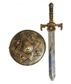 Набор богатыря щит и меч 1