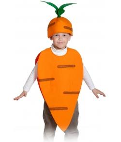 Костюм Морковка детский