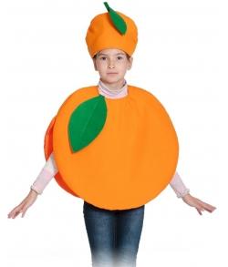 Костюм Апельсинка детский