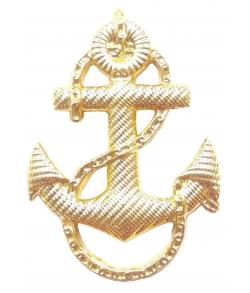 Военный значок Эмблема Якорь