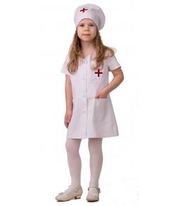 Костюм врача для девочки