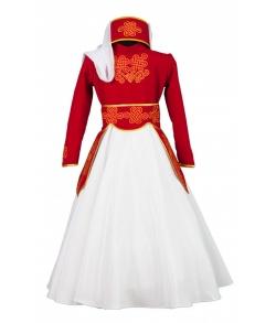Армянский национальный костюм для девочки