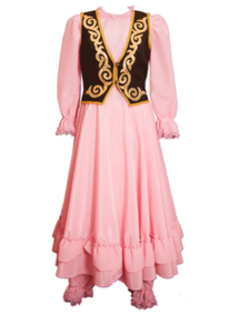 Татарский костюм для девочки