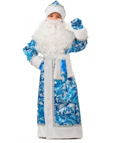 Костюм Дед Мороз сказочный детский