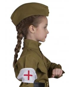 Повязка детской военной медсестры