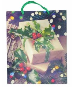 """Подарочный пакет """"Подарок с рябиной"""""""