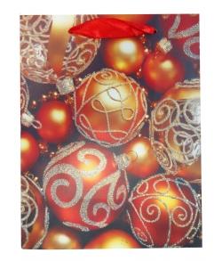 Пакет новогодний большой «Шары»