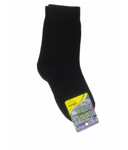 Носки черные подростковые
