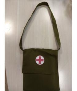 Сумка медсестры детская военная