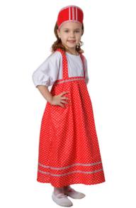 Внучка карнавальный костюм