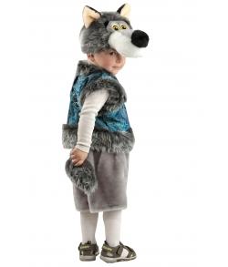 Серый Волк (шёлк) р.26-28 205