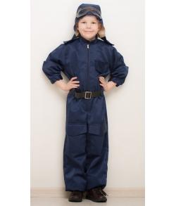 Детский костюм военного летчика 5-7 лет