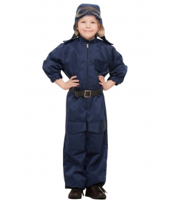 Детский костюм военного летчика 3-5 лет