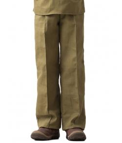 Военные детские брюки 8-10 лет