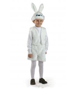 Заяц белый (мех) р.28 106