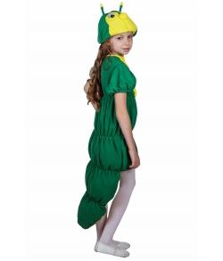 Детский костюм гусеницы